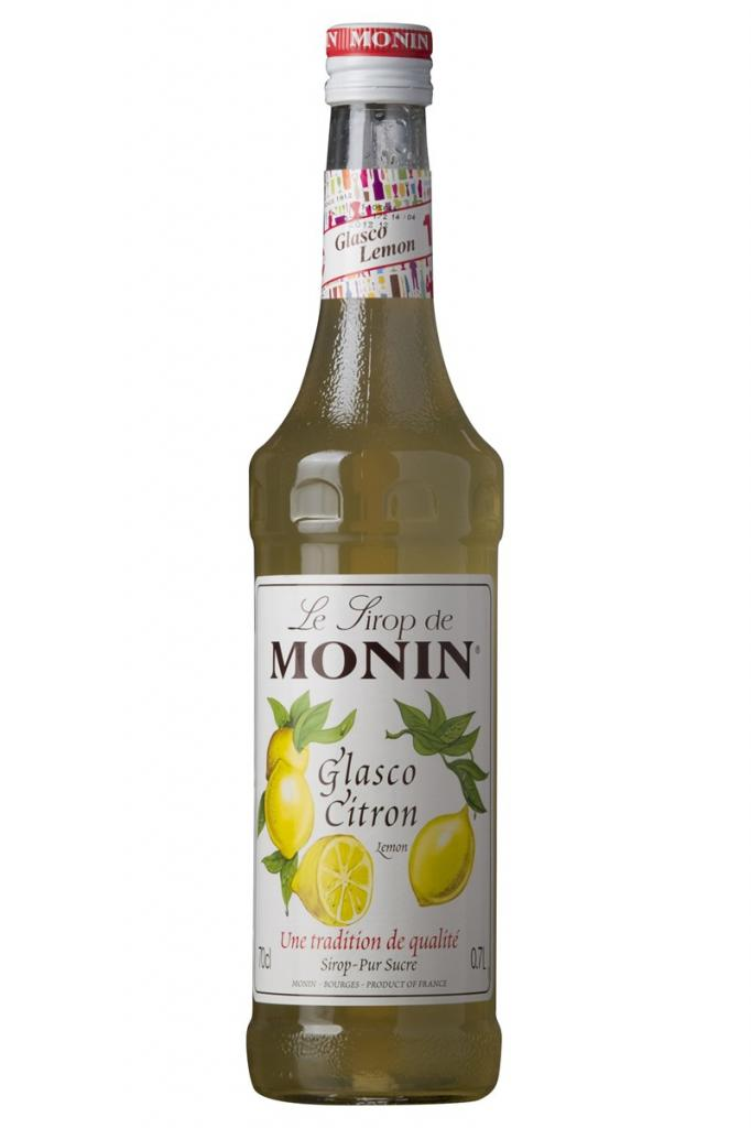 Monin Sirup Citron 70 cl.