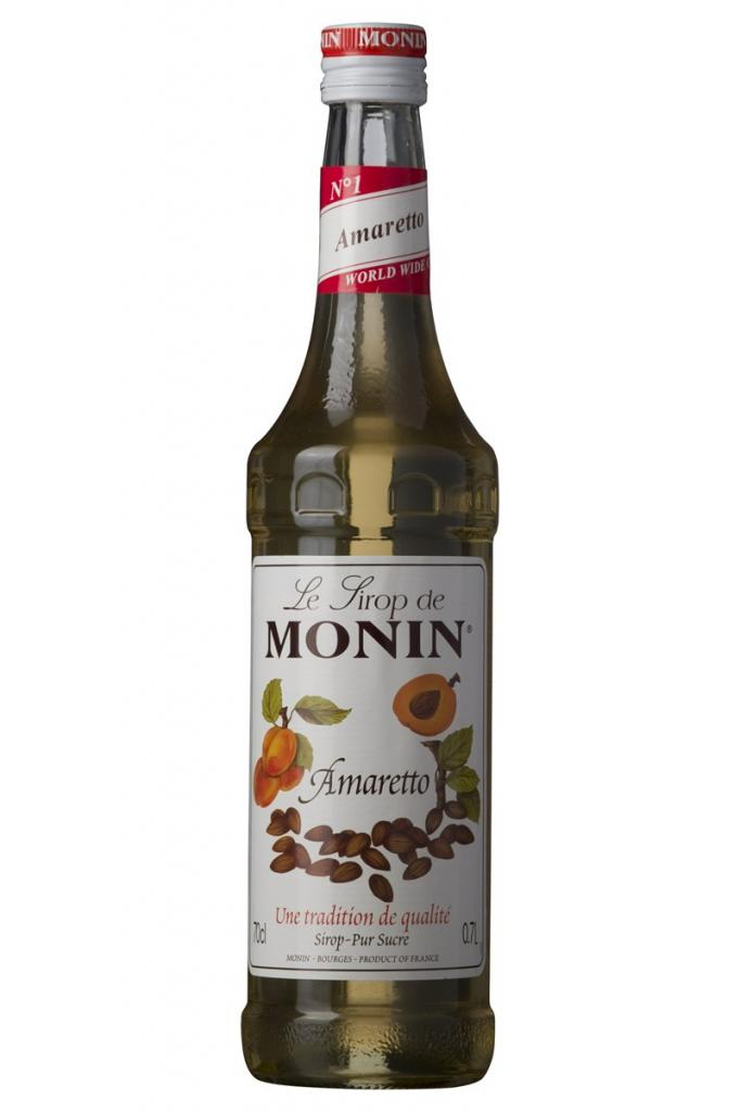 Monin Sirup Amaretto 70 cl.