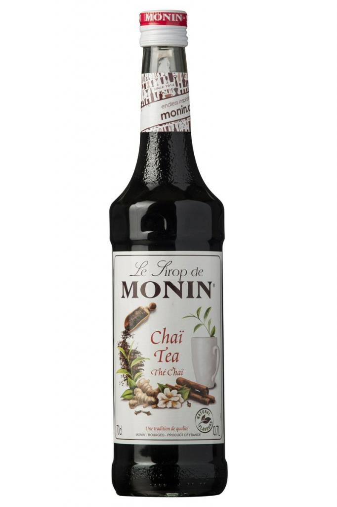 Monin Sirup Chai Tea 70 cl.