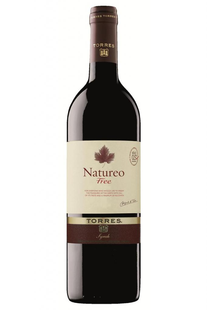 Natureo Red - Alkoholfri, 3/4 ltr. Miguel Torres AO