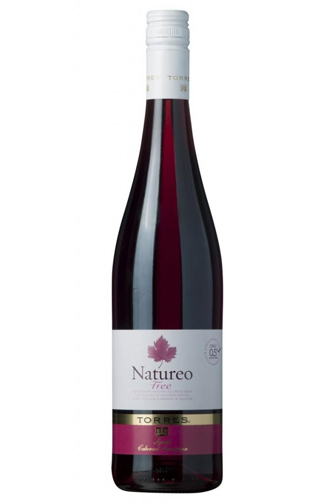 Natureo Ros� - Alkoholfri, 3/4 ltr. Miguel Torres AO