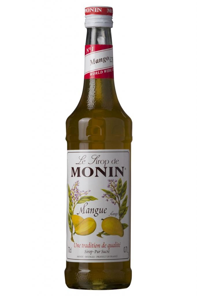 Monin Sirup Mangue (mango) 70 cl.