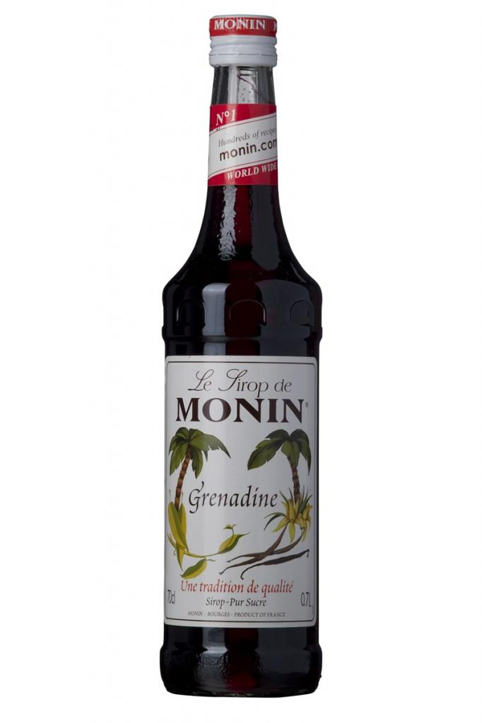 Monin Sirup Grenadine 70 cl.