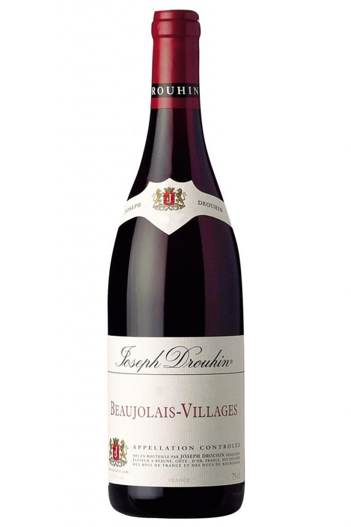 2014 Beaujolais Villages, 3/8 ltr. Joseph Drouhin, AOP