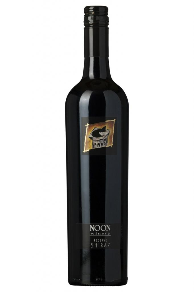2016 Noon Reserve Shiraz, 3/4 ltr. Noon Winery