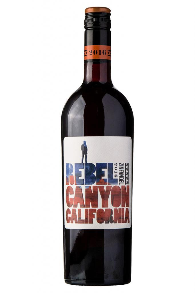 Rebel Canyon Zinfandel, Rebel Canyon
