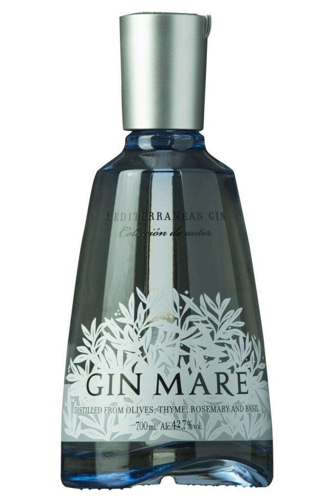 Gin Mare 42,7%, 3/4 ltr.