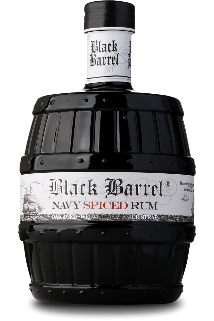A.H. Riise Black Barrel, Navy Spiced