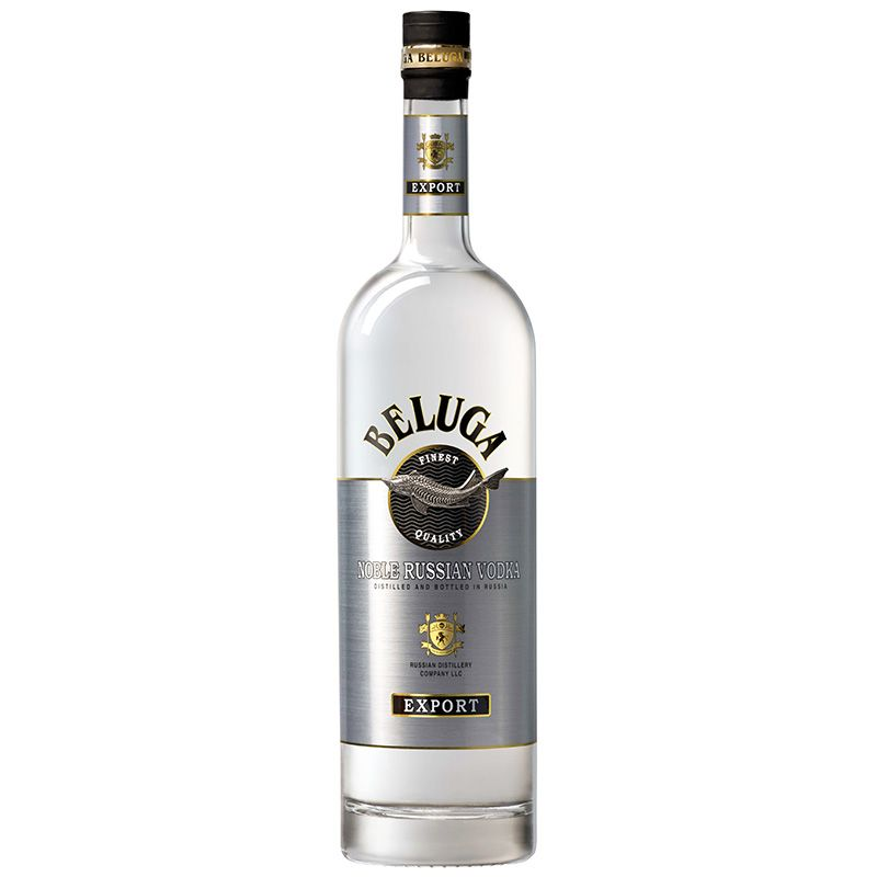 Beluga Vodka - Noble, 70 cl.