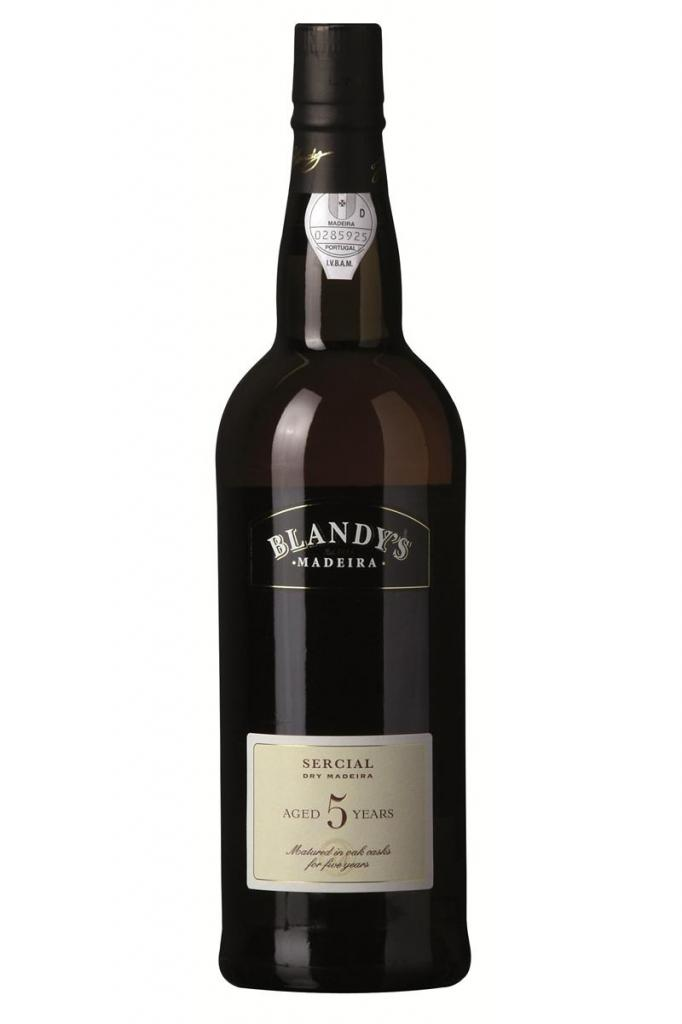 Blandy's 5 Years Old, Sercial, Blandy Brothers