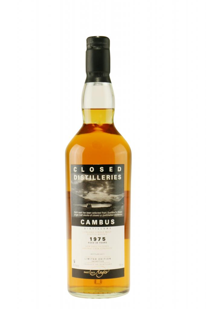 Closed Distilleries - Cambus, 36 �rs