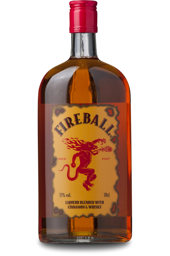 Fireball Whisky lik�r