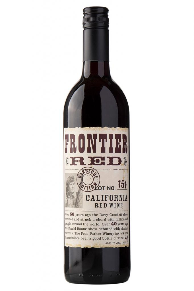 Frontier Red, Lot 181, Magnum, Fess Parker Winery
