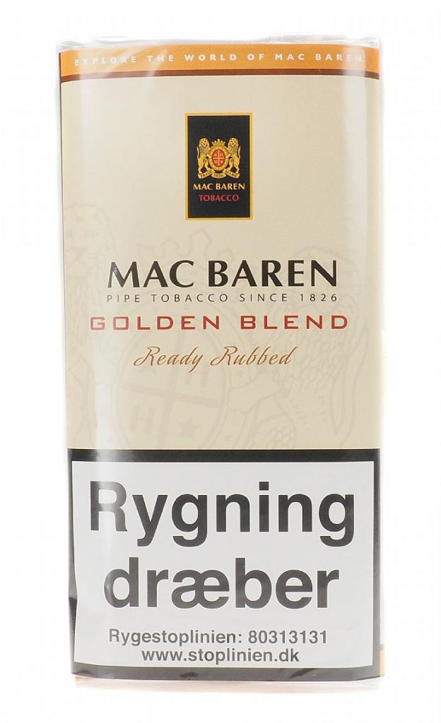 Golden Blend 38gr. - Mac Baren