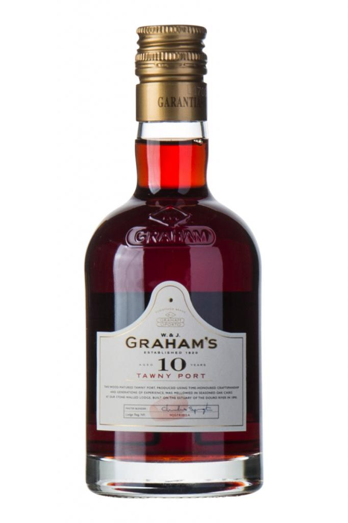 Graham's 10 Years Old Tawny, 20 cl., W.& J. Graham & Co.