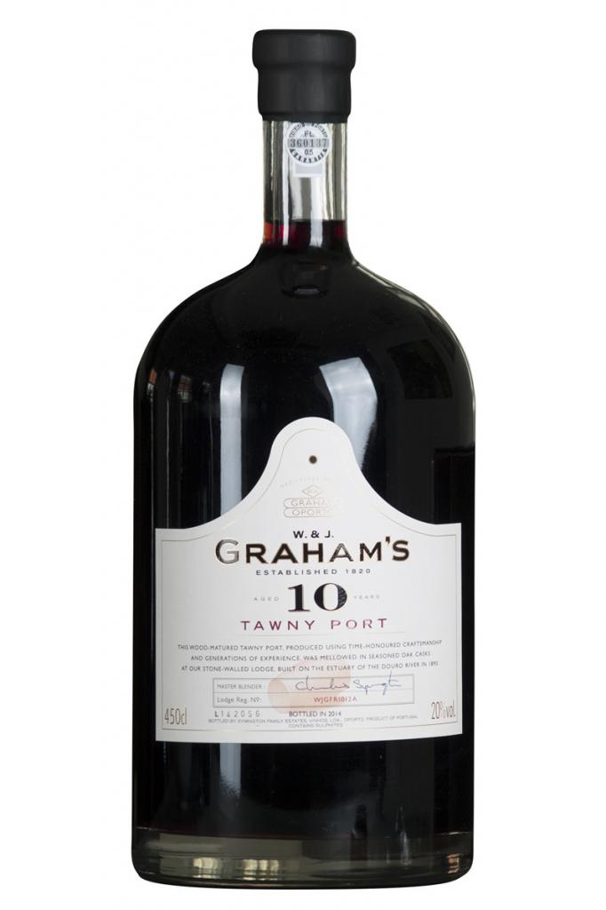 Graham's 10 Years Old Tawny, 4.50 ltr. W.&J. Graham & Co.