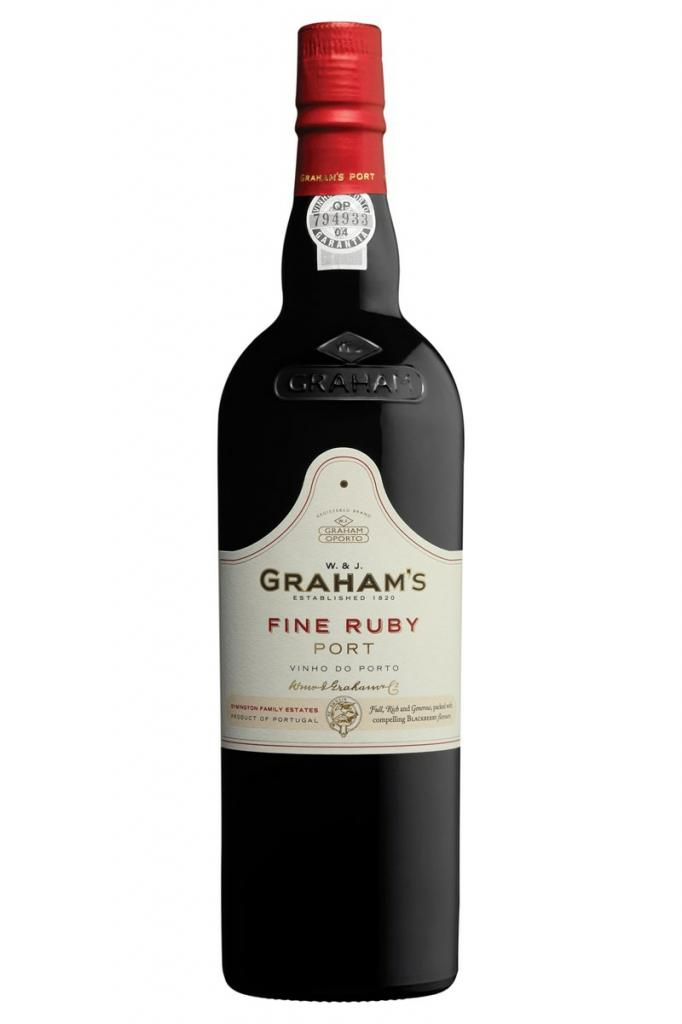 Graham's Fine Ruby Port, W.& J. Graham & Co.