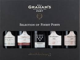 Graham's Selection Pack, i alt 1 liter. W.& J. Graham & Co.