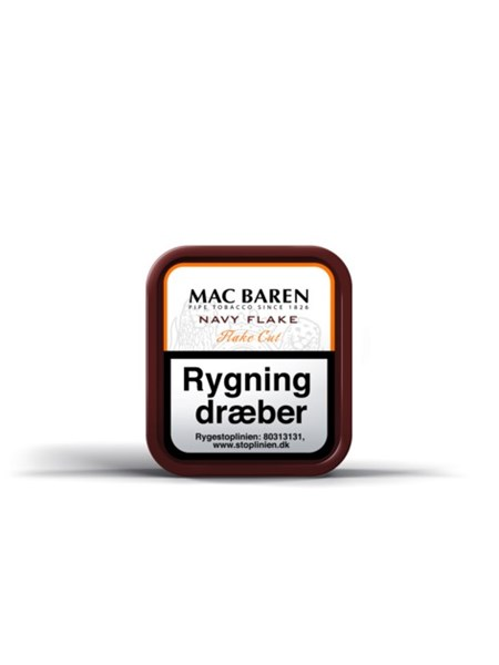 Navy Flake 50 gr. - Mac Baren
