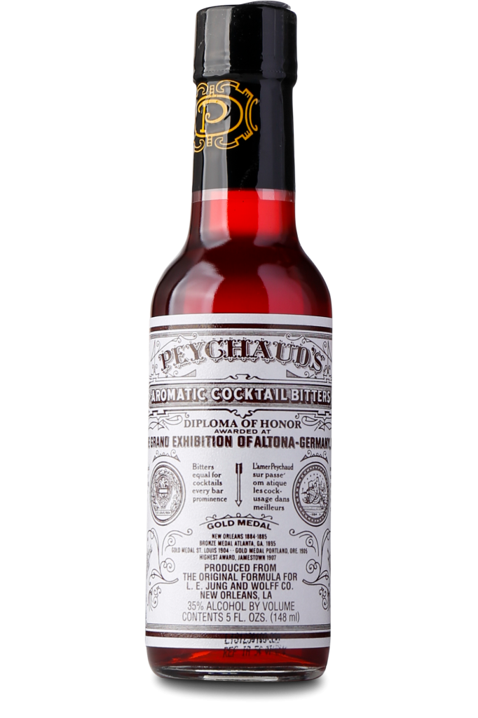 Peychaud' s Aromatic Cocktail Bitters