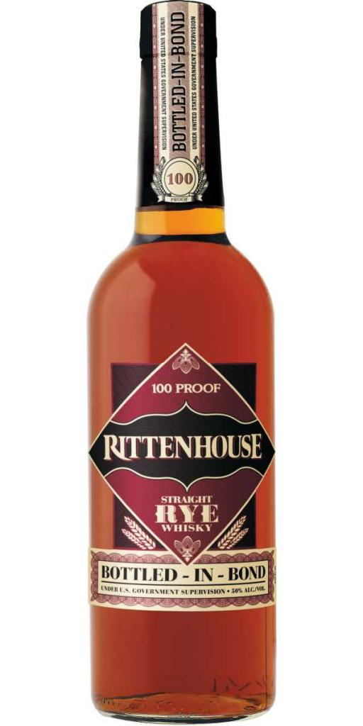 Rittenhouse Straight Rye 100 Proof