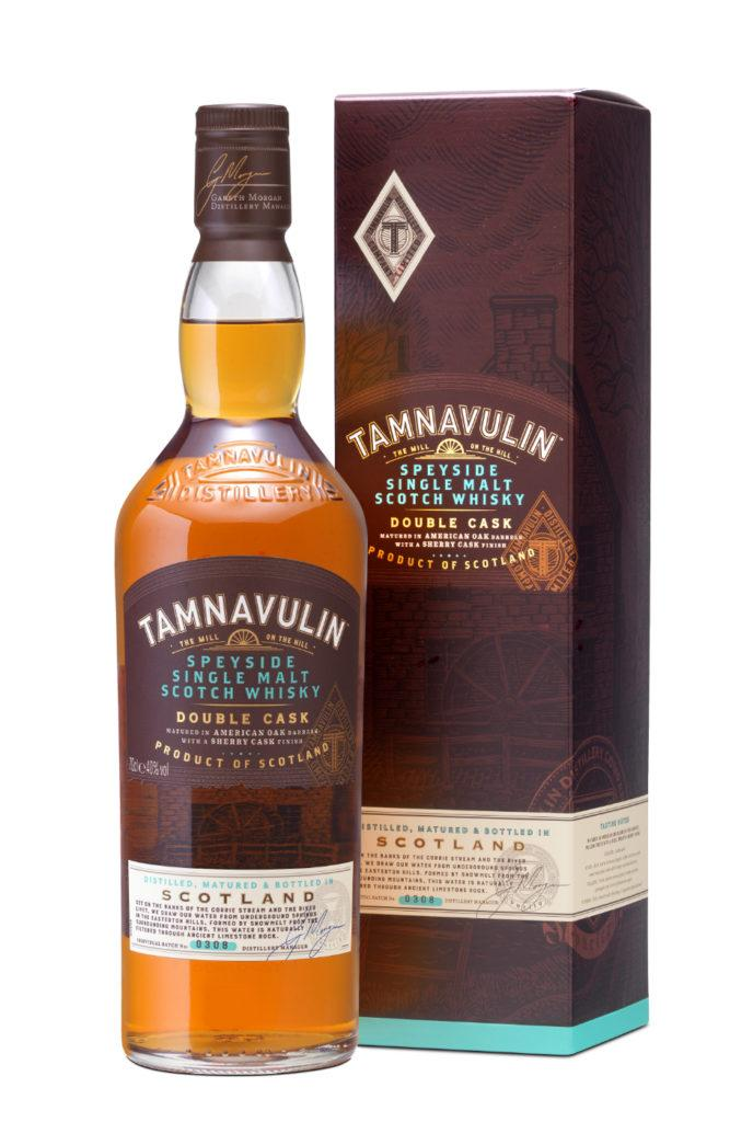 Tamnavulin Double Cask Single Speyside Malt Whisky 40% 0,7 Ltr.