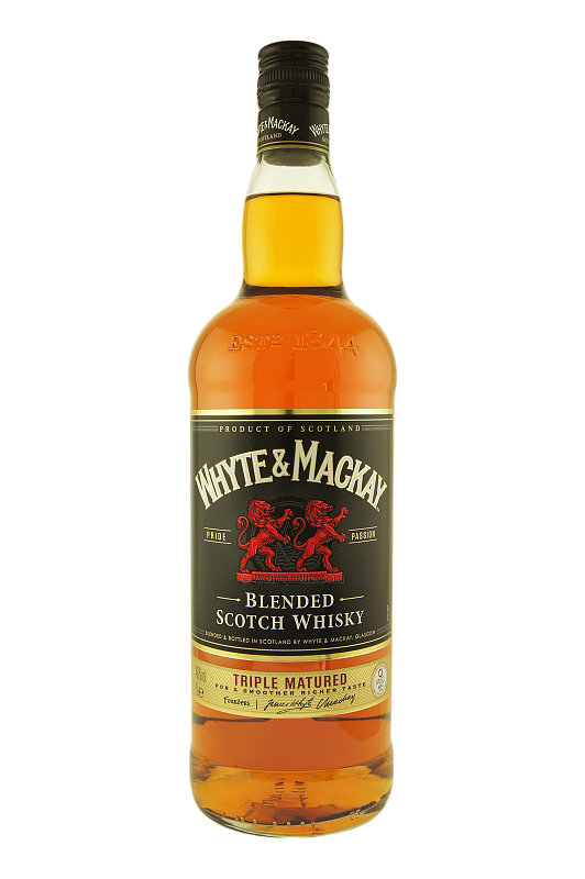 Whyte & Mackay Triple Matured Whisky