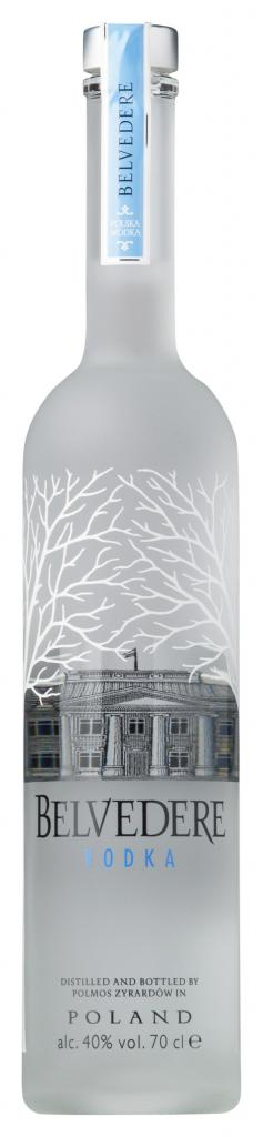 Belvedere Pure Vodka 40% 70 cl.