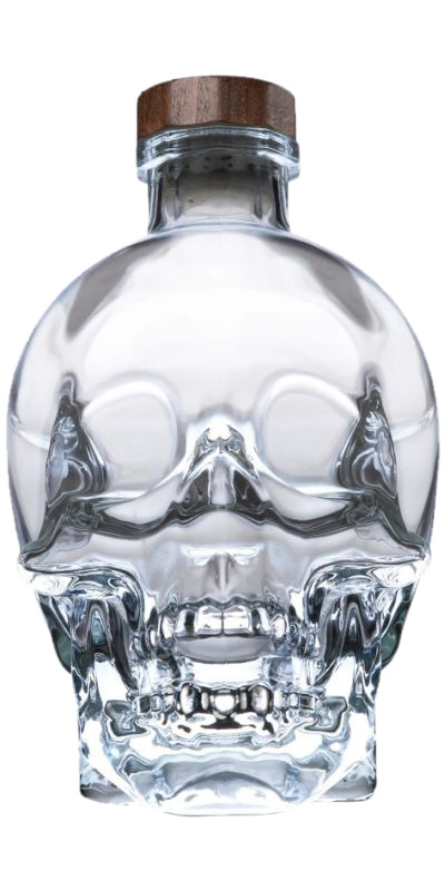 Crystal Head Vodka, 3/4 ltr.