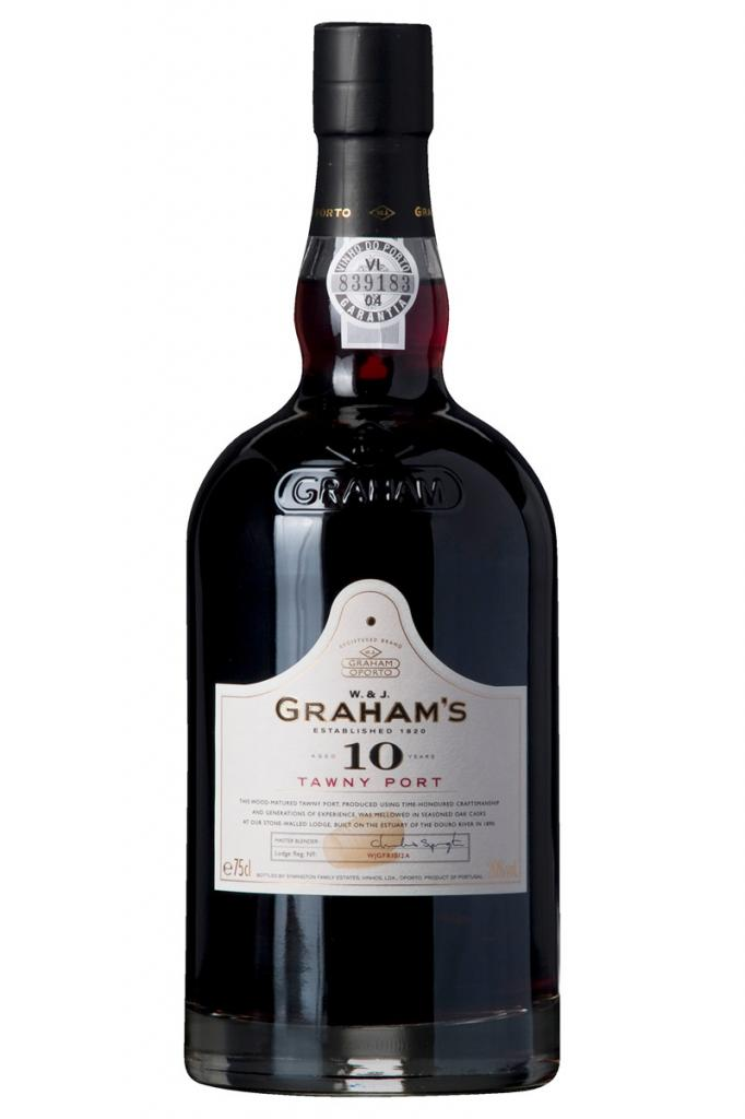 Graham's 10 Years Old Tawny - 70 cl. Graham