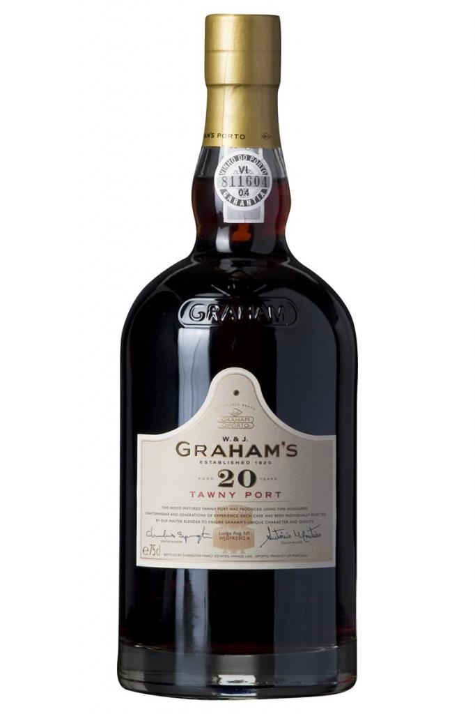Graham's 20 Years Old Tawny 20 cl, W.&J. Graham & Co.