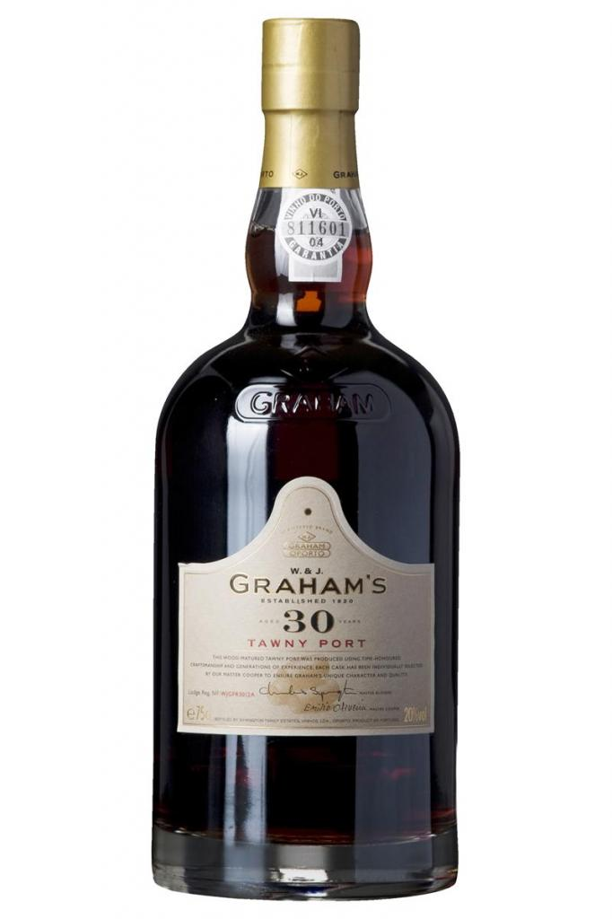 Graham's 30 Years Old Tawny 20 cl - W.& J. Graham & Co