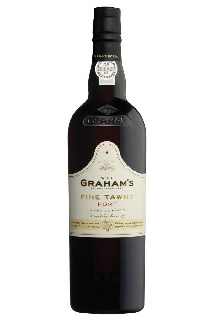 Graham's Fine Tawny Port, W.& J. Graham & Co.
