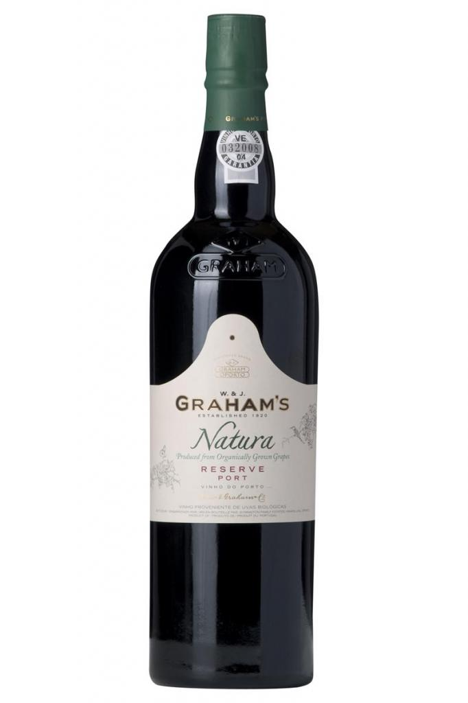 Graham's Natura Reserve Port, W.& J. Graham & Co.