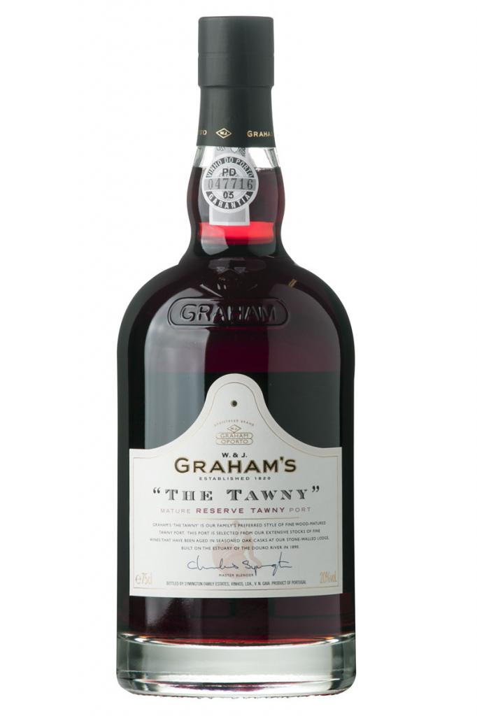 Graham's The Tawny, W.& J. Graham & Co.