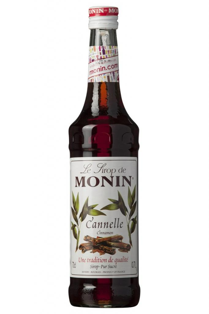 Monin Sirup Kanel (Cannelle) 70 cl.