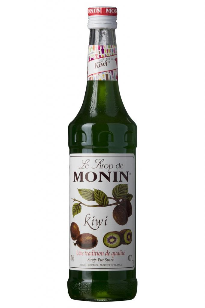 Monin Sirup Kiwi 70 cl.