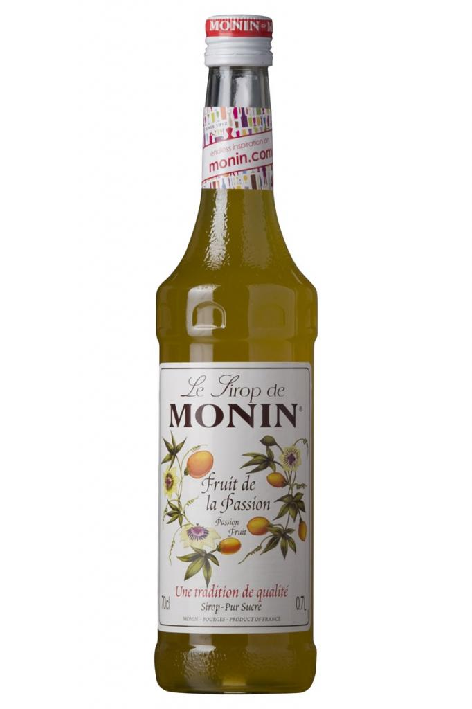 Monin Sirup Passion 70 cl.