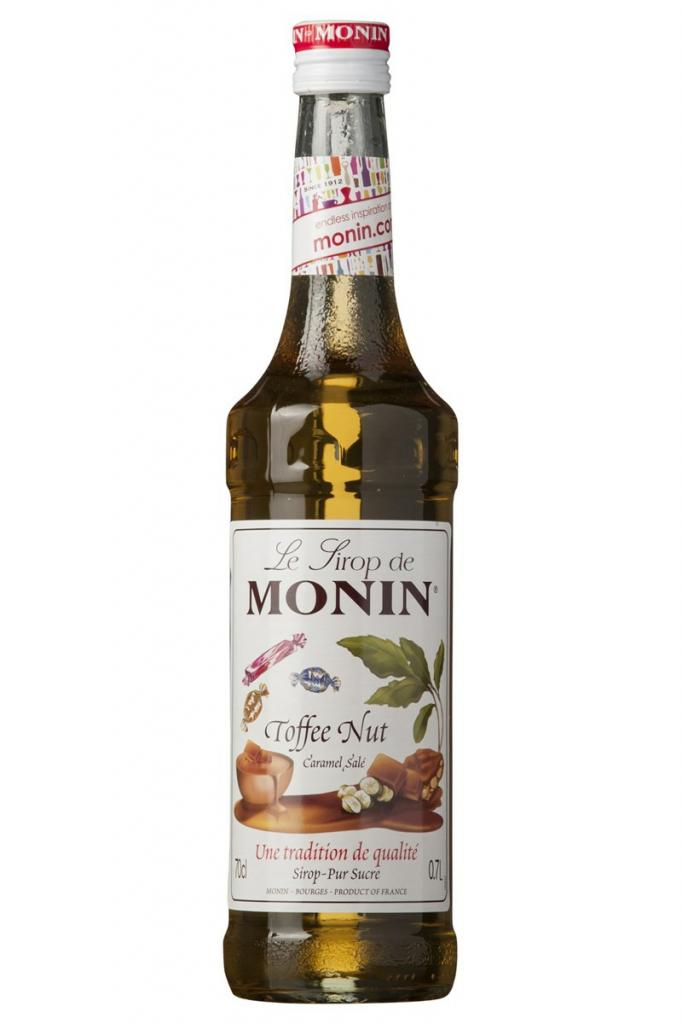 Monin Sirup Toffee 70 cl.