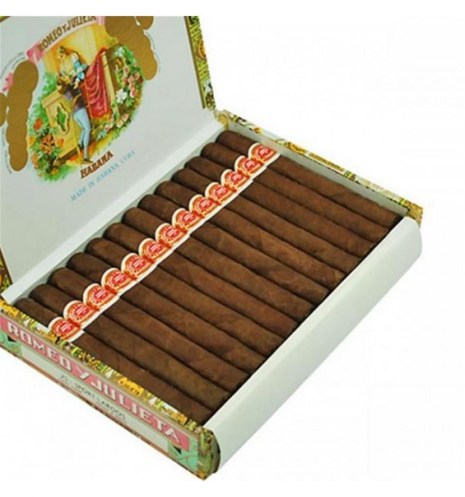 Romeo y Julieta Sports Largos (1 stk. � 44 kr.)