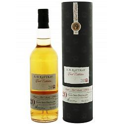 A. D. Rattray, Cask collection, Glen Spey 48,7% 0,7 Ltr.