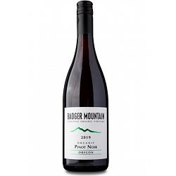 Badger Mountain Pinot Noir Organic, Badger Mountain Vineyard